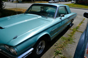 1964 T-Bird looking for a new home!