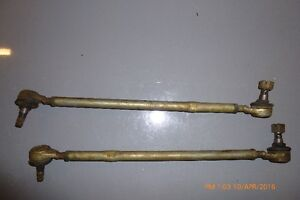 Yamaha ATV Tie Rods and Ball Joints