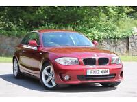 2012 BMW 1 SERIES 118D SE COUPE DIESEL