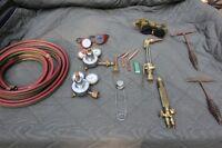 kit de torche jamais utilisé pour couper