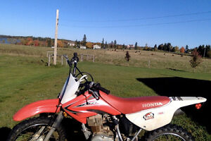 2012 CRF80F FOR SALE