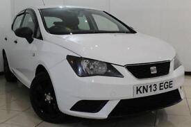 2013 13 SEAT IBIZA 1.2 S A/C 5DR 69 BHP
