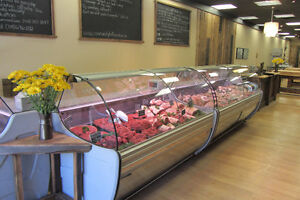Meat/Deli Glass Display Case