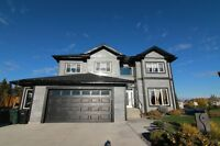 3600Sqft Walkout Backing Pond - 30 Heron Point, Spruce Grove