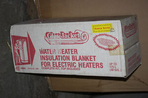 Electric Water Heater Insulation Blanket