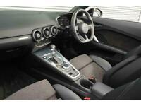 2019 Audi TT ROADSTER 40 TFSI S Line 2dr S Tronic Auto Convertible Petrol Automa