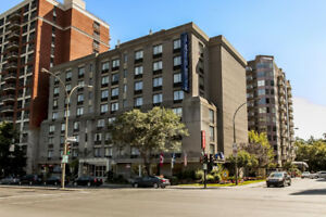 3 1/2 downtown Montreal condo for rent