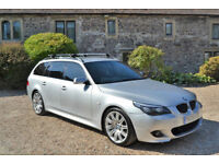 BMW 530 3.0TD Touring auto 2009 MSport Business Edition, 88K MILES, FULL S/HIST,