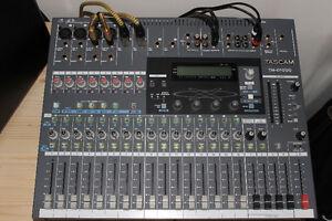 Console de Mixage Numérique Tascam Digital Mixer