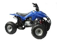 110cc race quad bike from MotoX1