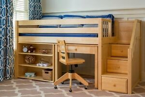 HOLIDAY EXTENDED SALE 15% OFF + FREE MATTRESS_ BUNK & LOFT BEDS Peterborough Peterborough Area image 8