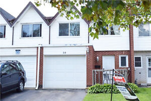 MUST RENT ! Gorgeous Kitchener Townhouse - Avail August 1 !