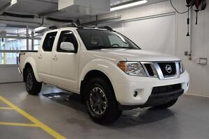 Nissan Frontier 4WD Crew Cab PRO-4X 2016
