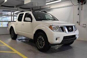Nissan Frontier 4WD Crew Cab PRO-4X 2016