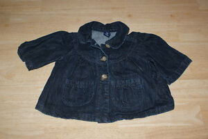 Kids Gap Denim jacket, size 6-7