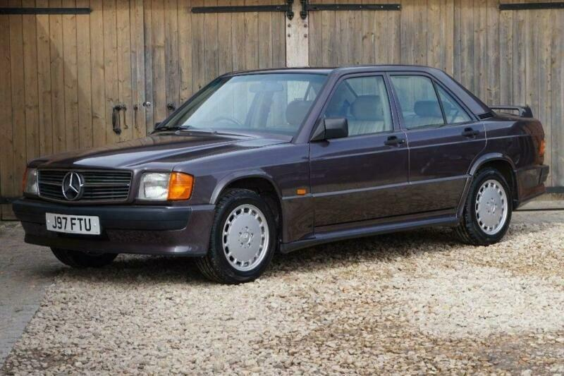 MERCEDES BENZ 190 2 0 AUTO COSWORTH BODYKIT AND ALLOYS [Website URL  removed] | in Oxford, Oxfordshire | Gumtree