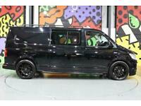 VW TRANSPORTER T6 T32 2.0BITDI LWB KOMBI HIGHLINE 204PS 4MOTION LV PACK