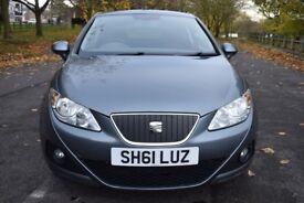 SEAT Ibiza 1.2 TDI ECOMOTIVE SE SC 75PS (grey) 2012