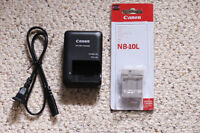 Canon battery NB-10L brand new