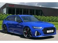 2021 Audi RS6 Auto Estate Petrol Automatic