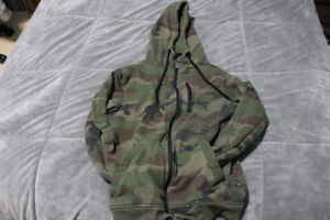 CSG Camo Sweater Youth Boys Ages 12-13
