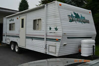 Wilderness By Fleetwood RV (25 foots)