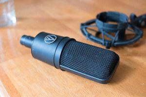 Audio Technica 4040 Condenser Mic