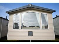 STUNNING STATIC CARAVAN FOR SALE ON THE COTSWOLDS! FAMILY FACILITIES! PET FRIENDLY!