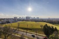 Finch Don Mills - spacious 2 bedroom condo for rent
