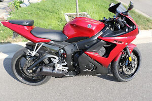 Excellent Condition Yamaha R6 2007