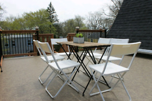 Lux Penthouse Sublease (Hot tub) Apr to Aug
