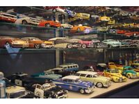 Die Cast Cars wanted, batmobile, dinky, meccano, ghostbusters, corgi, etc