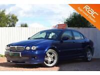 2005 55 JAGUAR X-TYPE 2.5 S V6 4D 195 BHP