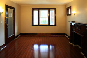 Main Floor of Bayview/Eglington House for Rent