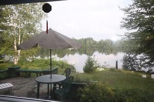 Bord du lac Castor/Centris 11399188
