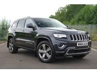 Jeep Grand Cherokee V6 3.0 Crd Overland DIESEL AUTOMATIC 2014/64