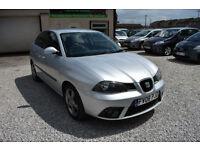 Seat Ibiza 1.4 16V 3 DOOR SPORTRIDER GREY 2009 MODEL + BEST MODEL & LOW MILES+