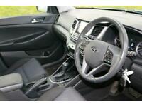 2017 Hyundai Tucson 1.7 CRDi Blue Drive SE Nav 5dr 2WD DCT Auto SUV Diesel Autom