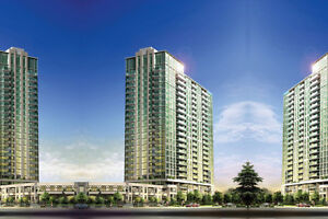 1 Bedroom condo for Sale in a new building close to Square One