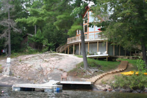 PR - Newly Built Mountain Lake Cottage - Year Round Bookings!