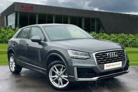image for 2020 Audi Q2 S line 30 TFSI  116 PS 6-speed Estate Petrol Manual
