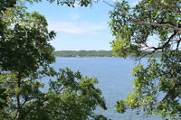 Beautiful Lakefront lot for your dream home!
