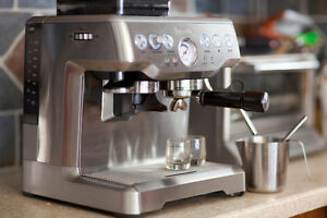Breville - the Barrista Express
