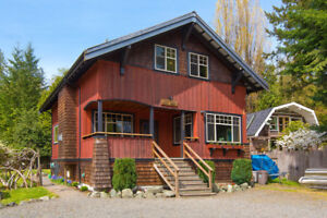 Functional and Fun Family Home Close to Ferry - 1139 Lenora Road