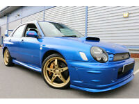 Subaru Impreza Prodrive WRX STI ! UK CAR!! Factory forged engine!!