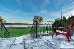 Waterfront with In-law suite! Cornwall Ontario image 3