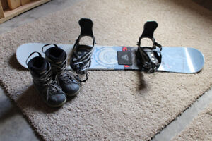 Boys Board and Boots