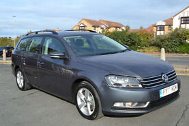 VW Passat 2.0TDI BlueMotion Tech 2013 S, 115K MILES, FULL VW HISTORY, 1 OWNER,