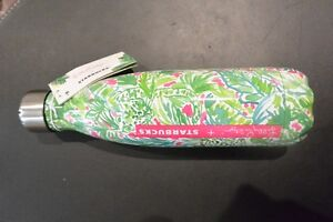 Starbucks Lily Pulitzer S'well bottle (NWT)