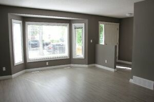 Avilable on August 1, 5 bedroom duplex with Walkout basement